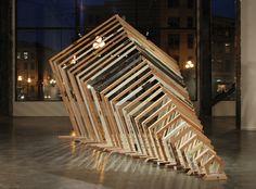 magazine has ceased publication. Concept Models Architecture, Architecture Model Making, Origami Architecture, Architecture Portfolio, Interior Architecture, Shadow Architecture, Architecture Diagrams, Bridge Design, Roof Design