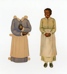 90.1277: paper doll   Paper Dolls   Dolls   National Museum of Play Online Collections   The Strong