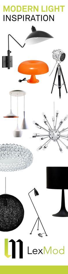 Modern Light Inspiration | Factory Direct Pricing at LexMod.com