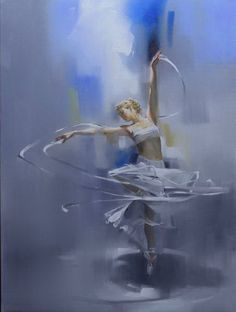 """Flow"" by Richard S. Johnson - Addison Art Group"