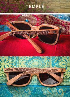 @westwoodsun The Tribal Collection | Wooden Polarized Shades by Westwood Sunglasses westwoodtribe.com