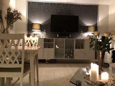 Ny Livingroom by Night