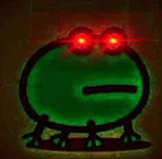 Really Funny Memes, Stupid Funny Memes, Peppa Pig, Sapo Meme, Frog Meme, E Skate, Frog Pictures, Green Frog, Cursed Images
