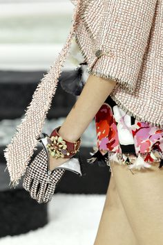 "Chanel | Spring 2011 Ready-to-Wear Collection | ""Last Year at Marienbad"""