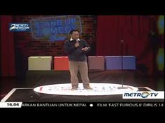 Stand Up Comedy Show 26 April [FULL] - Arief Didu, Denny Gitong, Vikri R...