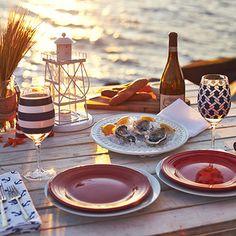 host a coastal soiree