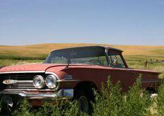 1960 Chevrolet El Camino. Wish I was Chip Foose and had this!