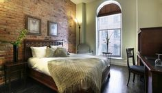Montreal - Le Place DArmes - Chambre