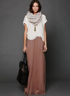 Free people - not as slouchy but yes. I would like something like this but a tad more fitted
