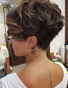 Today we have the most stylish 86 Cute Short Pixie Haircuts. We claim that you have never seen such elegant and eye-catching short hairstyles before. Pixie haircut, of course, offers a lot of options for the hair of the ladies'… Continue Reading → Pixie Haircut Styles, Pixie Cut Styles, Short Pixie Haircuts, Pixie Cuts, Really Short Haircuts, Messy Pixie Haircut, Haircut Short, Short Styles, Short Hair With Layers