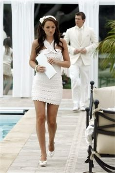 ahh...blair's white party dress!!! not to mention a british lord behind her.