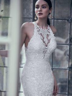 88033d31ea55ba Coming Soon   Maggie Sottero Wedding Dress Liberty New Wedding Dresses, Designer  Wedding Dresses,