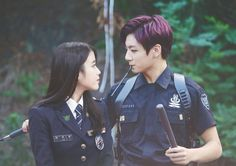 Find images and videos about kpop, bts and couple on We Heart It - the app to get lost in what you love. Exo Korean, Korean Star, Korean Dramas, Jungkook Fanart, Bts Jungkook, Kpop Couples, Anime Couples, Jungkook Ideal Type, Girlfriend Image