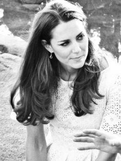 The Duchess of Cambridge at the Taronga Zoo in Sydney, Australia, April 2014 #katemiddleton