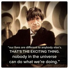 Second Doctor (Patrick Troughton) | 11 Best Quotes Of The First 11 Doctors