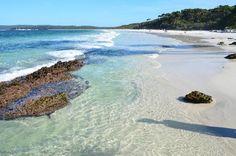 Jervis Bay, Australia: HYAMS BEACH III