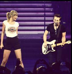 Taylor Swift & Hunter Hayes
