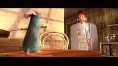 Ratatouille Trailer, via YouTube.