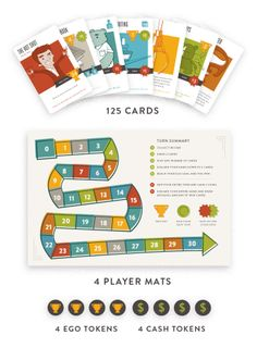 Help us out, only 12 days to go!  Creative Clash [ A fast-paced card game where you become the Principal of a creative agency and battle with your friends for the biggest Ego around. ] by The Infantree, on Kickstarter.