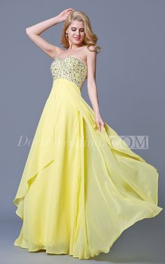 Charming Jewel-beaded Flyaway Chiffon Sequin Prom Dress This board includes strapless dresses, sexy halter gowns, open back dresses, and elegant short prom dresses, beaded prom dress, prom dress 2016,two-pieces prom dress, satin prom dress, long prom dress, elegant prom dress #DorisWedding.com #DorisWedding.com  #2016 #wedding #dresses