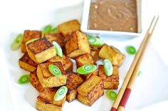 thai marinated tofu