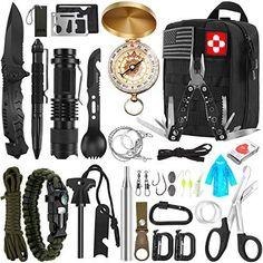 Survival Gadgets, Emergency Survival Kit, Survival Supplies, Emergency Supplies, Cool Survival Gear, First Aid Equipment, Survival Equipment, First Aid Supplies, Molle Pouches