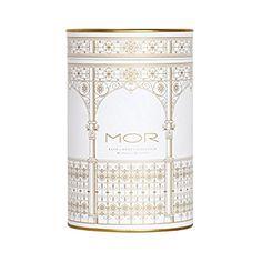 モア(MOR)リトルラグジュアリーズ ハンドクリーム50ml&プチソープ60gのBOXギフト マシュマロ(手肌用保湿クリーム&石けん バニラムスクとジャスミンフラワーの魅惑的な香り)