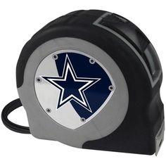 Dallas Cowboys 16' Retractable Tape Measure