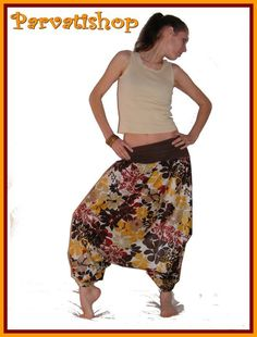 1cb694a6a1c0 Diy Harem Pants in French. I wish I knew French  ( Diy Couture