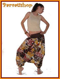 Diy Harem Pants in French. I wish I knew French :(