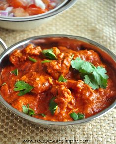 Chicken Tikka Masala - So easy , So Yummy!