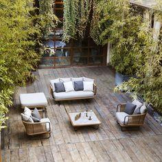 Varaschin Babylon Outdoor Loungegruppe