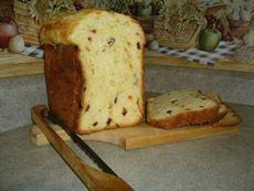 Panettone (gâteau brioché italien) au robot-boulanger #recettesduqc #pain #cuisinedumonde
