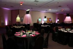 dance costume bat mitzvah centerpieces - Google Search