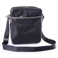 £141.00 Outle Prada Messenger Black Va0795 Outlet Stores