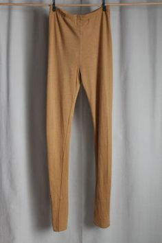 cocon.commerz PRIVATSACHEN SIGNIFIKANT Leggings aus Feinwolle in gelb Gr. 2