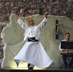 Whirling Dervish, Istanbul, Turkey Michelle Steinhart