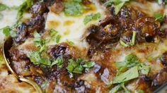 Butternut Squash, Mushroom & Tallegio Lasagne –