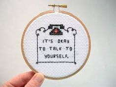 Image result for stronger than coffee less than cocaine cross stitch