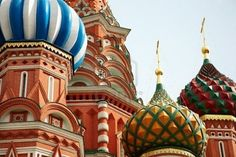 St. Basil's Cathedral, Moscou