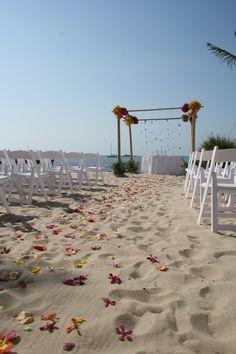 The Key West Marriott Beachside Hotel - Wedding Location