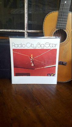 Big Star Radio City Album Record LP 1974