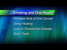Learn more about what the American Dental Association has to say about quitting smoking Dental Sedation, Sedation Dentistry, Implant Dentistry, Cosmetic Dentistry, Dental Bridge Cost, Emergency Dental Care, Family Dental Care, Preventive Dentistry, Gum Disease Treatment