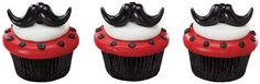 12 Moustache Party Cupcake Favors Rings not Picks Stache Bash Mustache VHTF Cupcake Favors, Cupcake Party, Cupcake Toppers, Cupcake Cakes, Party Favors, Cupcake Decorations, Cupcake Picks, Cup Cakes, Moustache Cupcakes