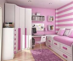 Modern Teenage Bedroom