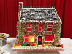 2013 Gingerbread House Competition