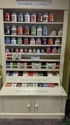 Need this for all my yankee candles lol