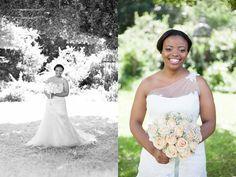 Stunning #EnzoaniRealBride Vusiwe in BT14-15! | Davene Prinsloo Photography