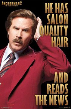 Will Ferrell Anchorman Quotes