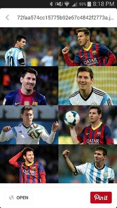 All about messi:)